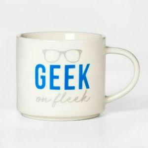 GEEK On FLEEK Coffee Mug Tea Cup Drinkware Ceramic